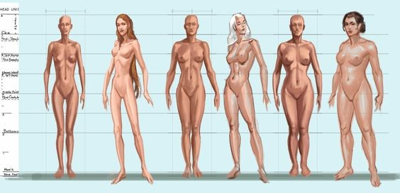 Examples Of Naked Female 44