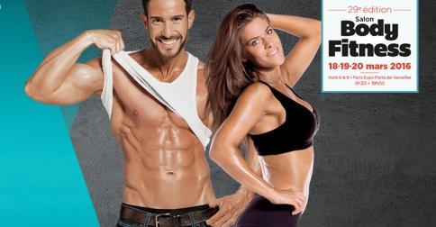 Biotechusa au salon body fitness 2016 paris biotechusa - Salon body body paris ...